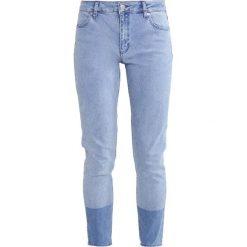2ndOne NICOLE Jeans Skinny Fit bleached mix. Niebieskie jeansy damskie marki 2ndOne. W wyprzedaży za 233,35 zł.