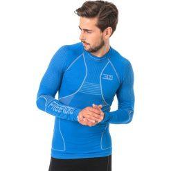 Topy sportowe damskie: Freenord Koszulka unisex ThermoTech EVO LS Freenord Blue r. M