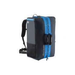 Torba ROCKBAG 35 l. Czarne torby podróżne marki DOMYOS, z materiału, duże. Za 189,99 zł.
