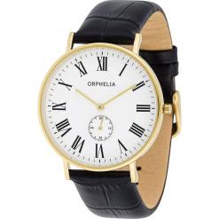 Zegarek kwarcowy w kolorze biało-czarno-złotym. Czarne, analogowe zegarki męskie Esprit Watches, ze stali. W wyprzedaży za 227,95 zł.