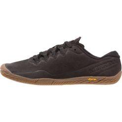 Merrell VAPOR GLOVE 3 LUNA Obuwie do biegania neutralne black. Niebieskie buty do biegania damskie marki Merrell, z materiału. Za 419,00 zł.