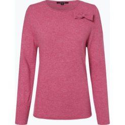 Comma - Sweter damski, różowy. Czerwone swetry klasyczne damskie comma, z dzianiny. Za 299,95 zł.