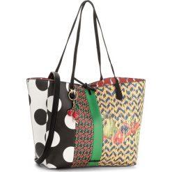 Torebka DESIGUAL - 18SAXPCT 3148. Szare torebki klasyczne damskie marki Desigual, ze skóry ekologicznej. W wyprzedaży za 219,00 zł.