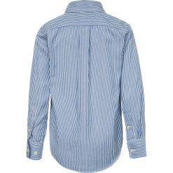 Polo Ralph Lauren CUSTOM FIT BLAKE Koszula blue/white. Niebieskie koszule chłopięce Polo Ralph Lauren, z bawełny, polo. Za 249,00 zł.