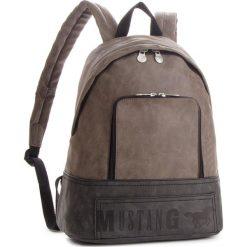 Plecak MUSTANG - Hamptons 4100000169 Grey 800. Szare plecaki damskie Mustang, ze skóry ekologicznej. Za 349,00 zł.