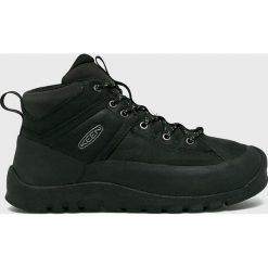 Keen - Buty Citizen Keen Ltd. Brązowe buty trekkingowe męskie marki Keen, z gumy, na sznurówki, outdoorowe. W wyprzedaży za 399,90 zł.