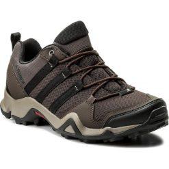Buty adidas - Terrex Ax2r CM7726 Cblack/Nbrown/Cblack. Czarne buty trekkingowe męskie marki Adidas, do piłki nożnej. W wyprzedaży za 279,00 zł.