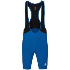 Spodenki sportowe męskie: Odlo Spodenki tech. Odlo Tights short suspenders BREEZE  – 422072 – 422072/20439/L