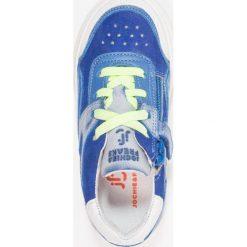Jochie & Freaks Tenisówki i Trampki kobalt. Niebieskie trampki chłopięce Jochie & Freaks, z materiału. W wyprzedaży za 356,15 zł.