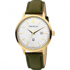 Zegarek kwarcowy w kolorze zielono-biało-złotym. Zielone, analogowe zegarki męskie Esprit Watches, ze stali. W wyprzedaży za 227,95 zł.