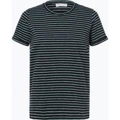 Marie Lund - T-shirt damski, zielony. Zielone t-shirty damskie Marie Lund, xs, w paski. Za 59,95 zł.