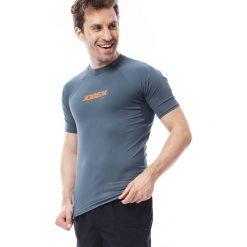 Koszulki sportowe męskie: JOBE Koszulka męska Rashguard Niebieska r. S (544017051-S)