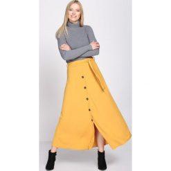 Spódniczki: Żółta Spódnica Concord