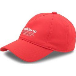 Czapka z daszkiem adidas - Nmd Cap DH3250 Lusred. Czerwone czapki z daszkiem męskie marki Adidas, z elastanu. Za 99,95 zł.