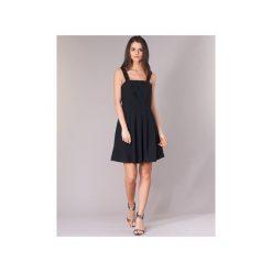 Sukienki krótkie Morgan  RZIGI. Sukienki małe czarne marki Morgan, z krótkim rękawem. Za 255,20 zł.