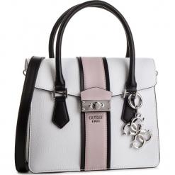 Torebka GUESS - HWVY71 71050 WHITE MULTI. Białe torebki klasyczne damskie Guess, z aplikacjami, ze skóry ekologicznej. Za 599,00 zł.