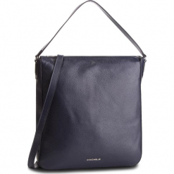 Torebka COCCINELLE - DQ0 Lulin Soft E1 DQ0 13 01 01 Bleu B11. Niebieskie torebki klasyczne damskie Coccinelle, ze skóry. Za 1149,90 zł.