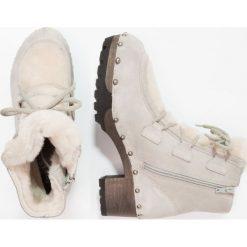 Buty zimowe damskie: Softclox INESSA Botki na platformie bailey/cloud