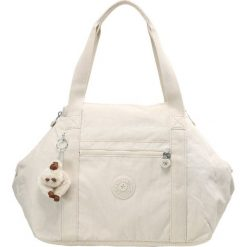Kipling ART M Torba na zakupy tile white. Białe torebki klasyczne damskie Kipling. Za 379,00 zł.