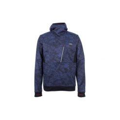 Bluza snowboardowa i narciarska SNB HDY męska. Czerwone bluzy męskie rozpinane marki KALENJI, m, z elastanu, z długim rękawem, długie. Za 129,99 zł.