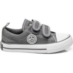 Buty dziecięce: SZARE TRAMPKI DZIECIĘCE