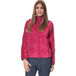 Kurtka polarowa w kolorze jagodowym. Czerwone kurtki damskie marki CMP Women, z polaru. W wyprzedaży za 136,95 zł.