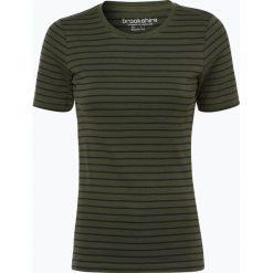 T-shirty damskie: brookshire – T-shirt damski, zielony