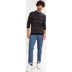 Swetry klasyczne męskie: Selected Homme SHHMONRAD CREW NECK Sweter dark sapphire