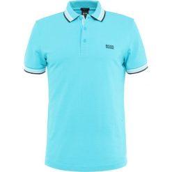 Koszulki polo: BOSS Green PADDY REGULAR FIT Koszulka polo scuba blue