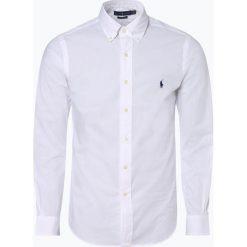 Polo Ralph Lauren - Koszula męska – Slim Fit, czarny. Czarne koszule męskie slim marki Polo Ralph Lauren, m, z haftami, z bawełny, button down. Za 449,95 zł.