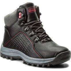 Buty zimowe chłopięce: Trapery SPRANDI – CP40-6992J Czarny