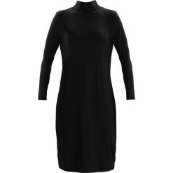 Sukienki hiszpanki: Baukjen LEXI DRESS Sukienka z dżerseju caviar black
