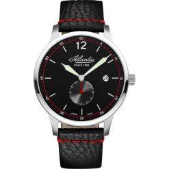 Zegarek Atlantic Męski Speedway Royal 68352.41.62 Szafir czarny. Czarne zegarki męskie Atlantic. Za 1518,99 zł.