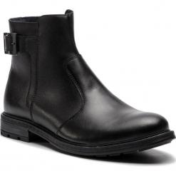 Kozaki SERGIO BARDI - Gleris FW127374018GR 101. Czarne buty zimowe męskie Sergio Bardi, ze skóry. W wyprzedaży za 229,00 zł.