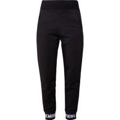 Spodnie sportowe damskie: Opening Ceremony LOGO PANT Spodnie treningowe black