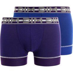 DIM 3D FLEX STAY&FIT 2 PACK Panty blau atlantique/violet auburn. Niebieskie bokserki męskie DIM, z bawełny. Za 129,00 zł.