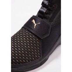 Puma PHENOM VARSITY Obuwie treningowe black. Czarne buty sportowe damskie marki Puma, z materiału. Za 459,00 zł.