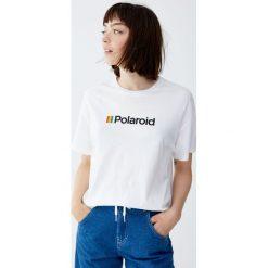 T-shirty damskie: Koszulka Polaroid z krótkim rękawem
