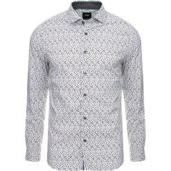 Koszule męskie na spinki: Burton Menswear London ABSTRACT Koszula grey