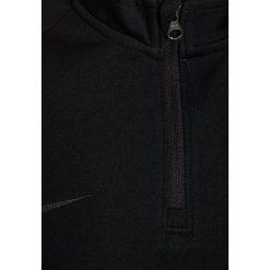 Nike Performance DRY DRILL ACADEMY Bluza black. Czarne bluzy chłopięce Nike Performance, z materiału. Za 139,00 zł.