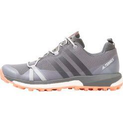 Adidas Performance TERREX AGRAVIC W Obuwie hikingowe mottled grey. Brązowe buty sportowe damskie marki adidas Performance, z gumy. W wyprzedaży za 479,20 zł.
