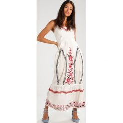 Długie sukienki: Endless Rose EMBROIDERED BOHO Długa sukienka ivory combo