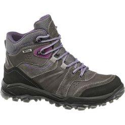 Trekkingowe buty damskie Highland Creek popielate. Szare buty trekkingowe damskie Highland Creek. Za 259,90 zł.