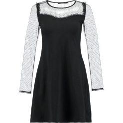Sukienki: Even&Odd Sukienka z dżerseju black