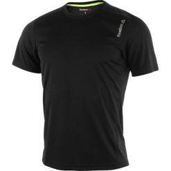 Koszulki do fitnessu męskie: koszulka do biegania męska REEBOK RUNNING ESSENTIALS SHORT SLEEVE TEE / AJ0338 – REEBOK RUNNING ESSENTIALS SHORTSLEEVE TEE