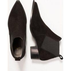 Copenhagen Ankle boot black. Czarne botki damskie skórzane marki Copenhagen. Za 759,00 zł.