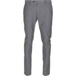 Chinosy męskie: Cinque Spodnie materiałowe silver grey