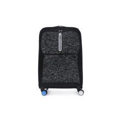 Walizki miękkie Piquadro  TROLLEY MEDIO 4 RUOTE. Czarne walizki marki Piquadro. Za 829,27 zł.