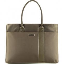 Torba na laptopa 83-4P-102-8. Brązowe torby na laptopa marki Wittchen, z materiału. Za 129,00 zł.