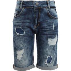 Blue Effect Szorty jeansowe medium blue destroyed. Szare spodenki chłopięce marki Blue Effect, z bawełny. Za 169,00 zł.